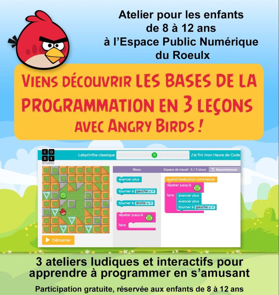 affiche-ateliers-enfants-programmation-avec-Angry-Birds